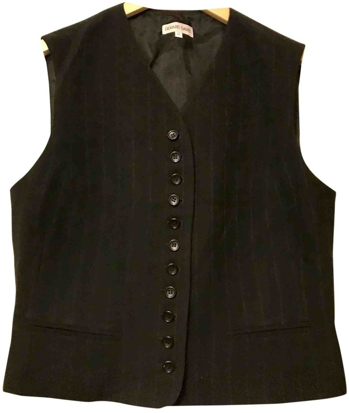 Gerard Darel Black Wool Knitwear for Women