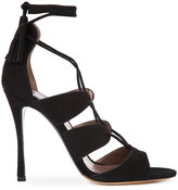 Tabitha Simmons lace-up sandals