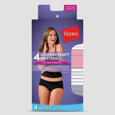 eb14c83e42c3a6 Hanes Women Cotton Brief - ShopStyle