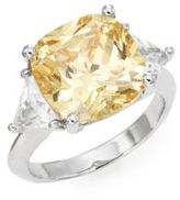 Saks Fifth Avenue Cushion-Cut Ring