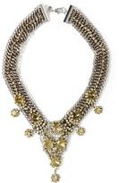 Banana Republic Woven Sparkle Necklace