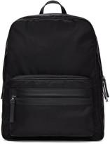 Maison Margiela Black Nylon Backpack