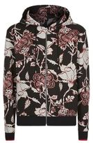 McQ by Alexander McQueen Floral Print Jacket