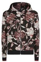 Mcq Alexander Mcqueen Floral Print Jacket