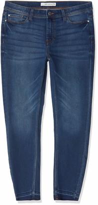 JDY Women's JDYSKINNY REG Jake ANK MB Jeans DNM Skinny