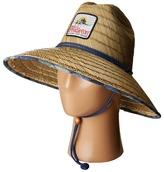 Pendleton Surf Plaid Lifeguard Hat Caps