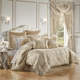 Thumbnail for your product : J Queen New York Sandstone 4-Piece Reversible California King Comforter Set in Beige