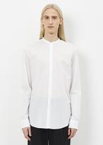 Dries Van Noten white claver shirt
