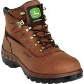 """John Deere Men's Boots WCT 5"""" Waterproof Hiker 3504"""