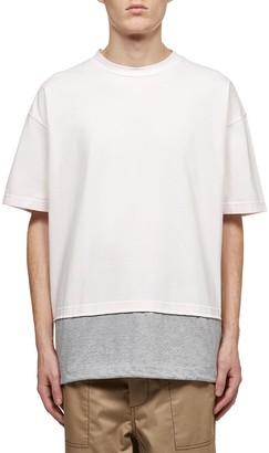 Marni Layered Logo T-shirt