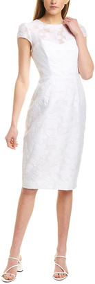 Milly Carolina Midi Dress