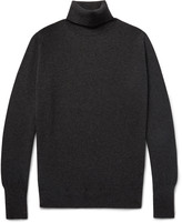 William Lockie - Oxton Slim-fit Cashmere Rollneck Sweater