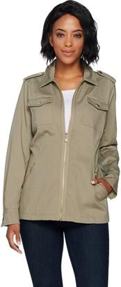 Belle By Kim Gravel Belle by Kim Gravel Military Jacket