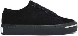 Alexander Wang Pia Suede Sneakers