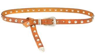 Brave Beltworks Betje Studded Western Leather Belt