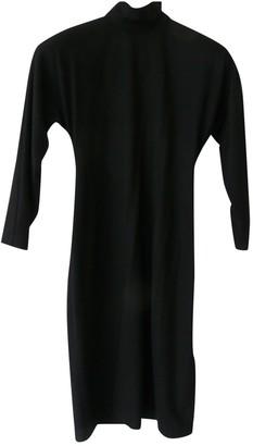 Georges Rech Black Wool Dress for Women