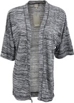 Bench Womens/Ladies Expect Short Sleeve Open Cardigan