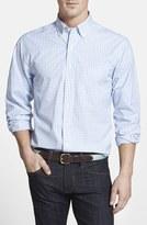 Vineyard Vines 'Murray' Classic Fit Check Poplin Sport Shirt