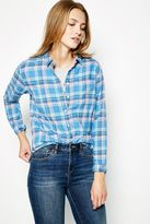 Jack Wills Shotland Boyfriend Small Check Shirt