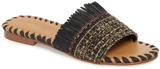 Botkier Bailee Woven Slide Sandal