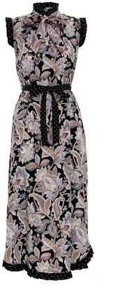 Zimmermann Ladybeetle Flutter Dress