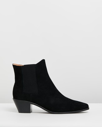 Sol Sana Women's Black Chelsea Boots - Roger Boots - Size 37 at The Iconic