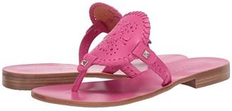 Jack Rogers Georgica Sandal (Midnight) Women's Sandals