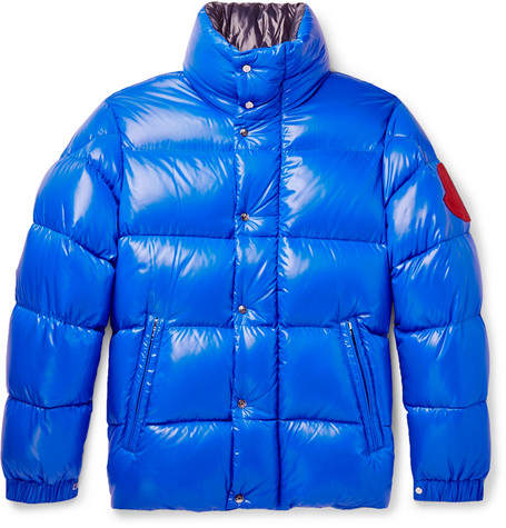 Moncler Genius 2 1952 Dervaux Quilted Shell Down Jacket