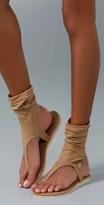 Cocobelle Bahia Elastic Sock Thong Sandal