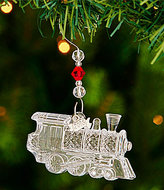 Marquis by Waterford 2016 Train Bell Ornament