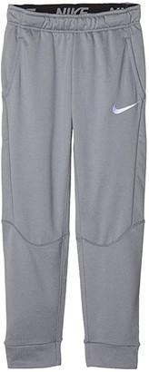 Nike Dry Training Pant (Little Kids/Big Kids) (Cool Grey/White) Boy's Casual Pants