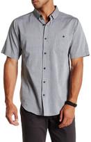 Ezekiel Blink Short Sleeve Regular Fit Woven Shirt