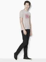John Varvatos Faded Stars Tee