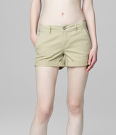 Beachcomber Twill Midi Shorts