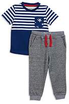 Sovereign Code Boys' United + Eston Tee & Joggers Set - Baby