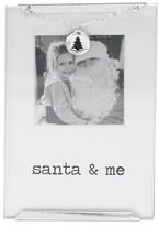 Mud Pie Infant Santa & Me Photo Frame
