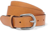 Etoile Isabel Marant Zap Leather Belt - Camel