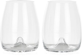 Waterford Elegance Stemless Wine Glass (Set of 2)