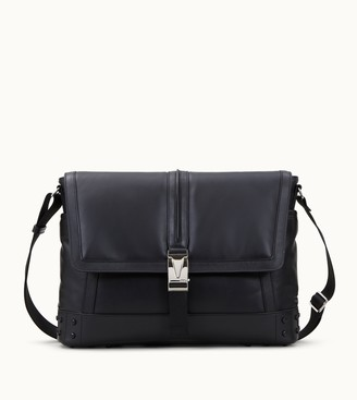 Tod's Messenger Bag in Leather Small