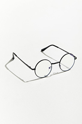 Urban Outfitters 70s Rounds Blue Light Readers