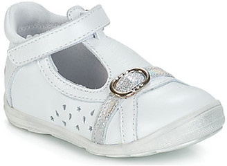 GBB SALOME girls's Shoes (Pumps / Ballerinas) in White