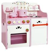NEW Resort Living Sophia Wooden Play Kitchen