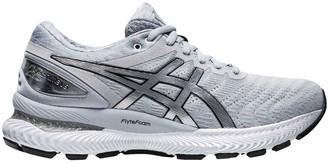 Asics GEL Nimbus 22 Platinum Womens Running Shoes