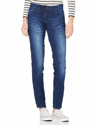 Cecil Women's 372701 Charlize Slim Fit Jeans