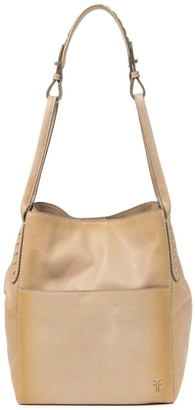 Frye Reed Leather Hobo Bag