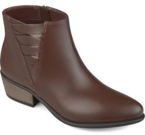 Journee Collection Women's Estell Bootie Women's Shoes