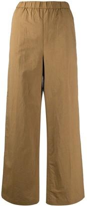 Aspesi Striped Pull-On Trousers