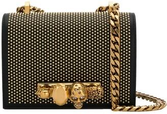 Alexander McQueen small Jewel satchel