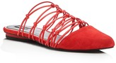 Jaggar Series Strappy Knotted Mules