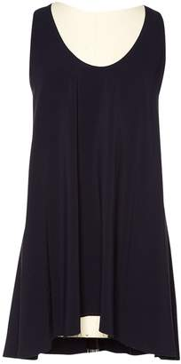 Helmut Lang \N Navy Cloth Tops